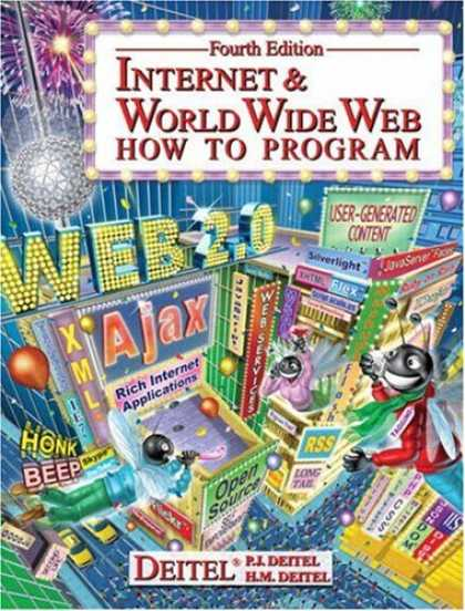 Programming Books - Internet & World Wide Web: How to Program (4th Edition) (How to Program (Deitel)