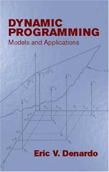 Programming Books - Dynamic Programming: Models and Applications