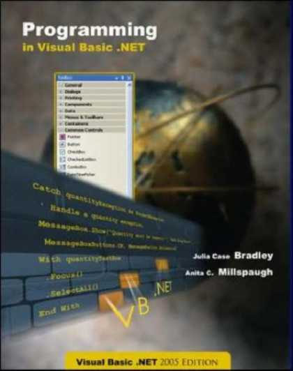 Programming Books - Programming in Visual Basic.NET 2005 Edition w/ Std CD