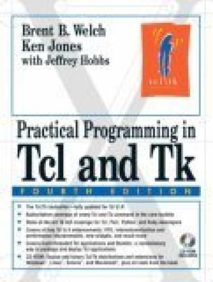 Programming Books - Practical Programming in Tcl and Tk (4th Edition)