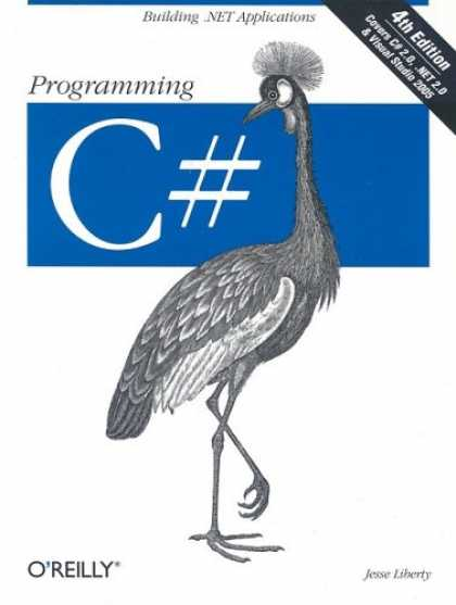 Programming Books - Programming C#: Building .NET Applications with C#