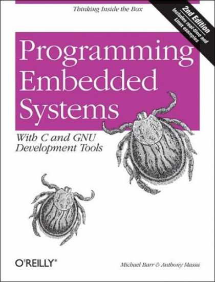 Programming Books - Programming Embedded Systems: With C and GNU Development Tools, 2nd Edition