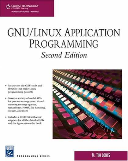 Programming Books - GNU/Linux Application Programming (Programming Series)