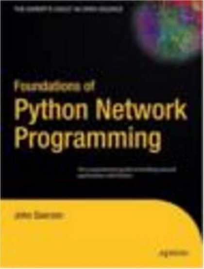 Programming Books - Foundations of Python Network Programming