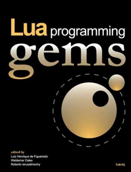 Programming Books - Lua Programming Gems