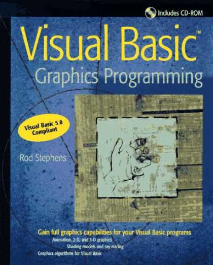 Programming Books - Visual Basic Graphics Programming