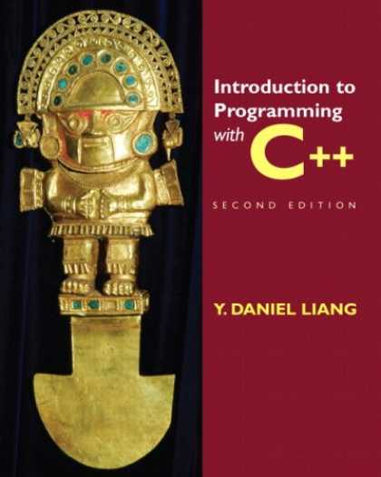 Programming Books - Introduction to Programming with C++ (2nd Edition)