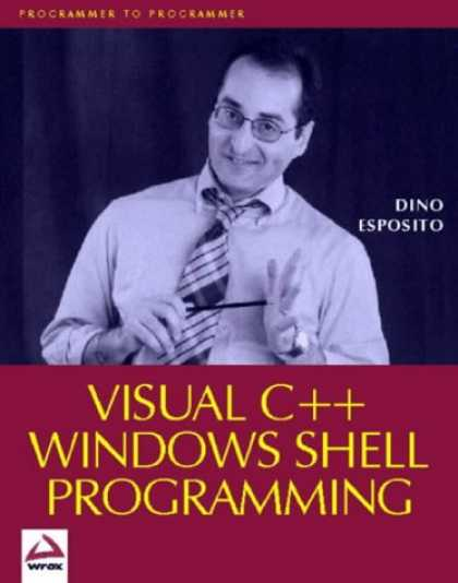 Programming Books - Visual C++ Windows Shell Programming
