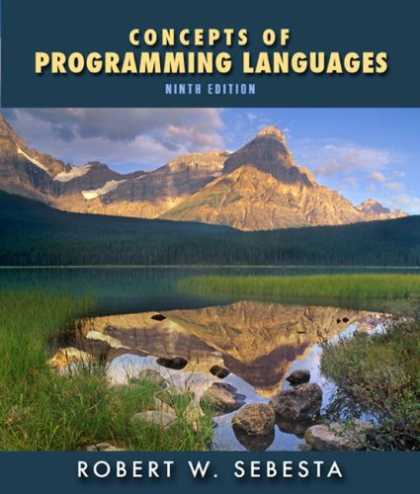 Programming Books - Concepts of Programming Languages (9th Edition)