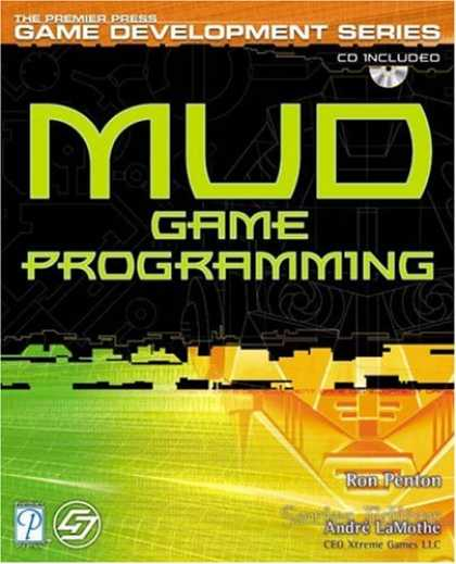 Programming Books - MUD Game Programming (Game Development)