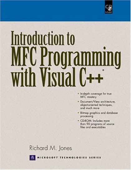 Programming Books - Introduction to MFC Programming with Visual C++ (Microsoft Technologies Series)