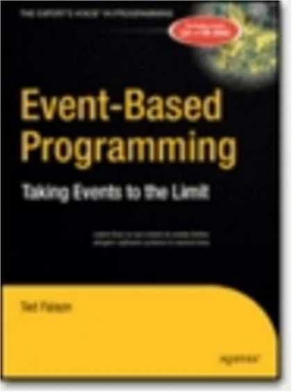 Programming Books - Event-Based Programming: Taking Events to the Limit
