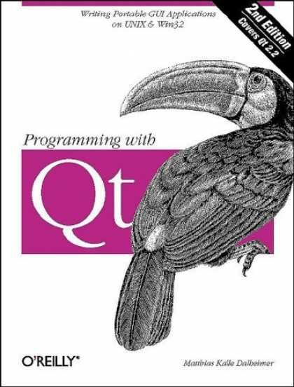 Programming Books - Programming with Qt (2nd Edition)