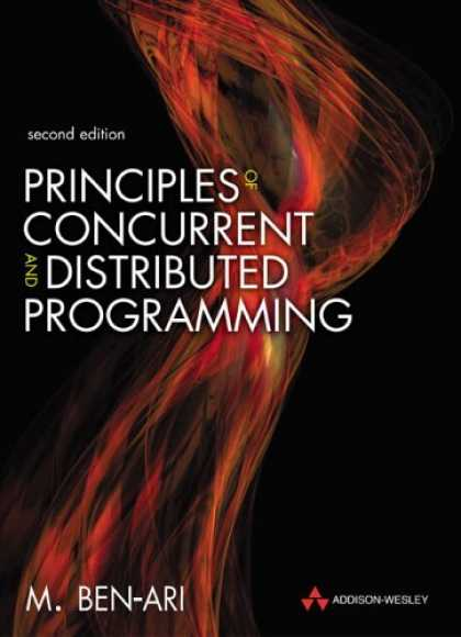 Programming Books - Principles of Concurrent and Distributed Programming (2nd Edition) (Prentice-Hal