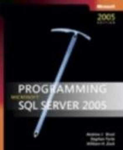 Programming Books - Programming Microsoft SQL Server 2005