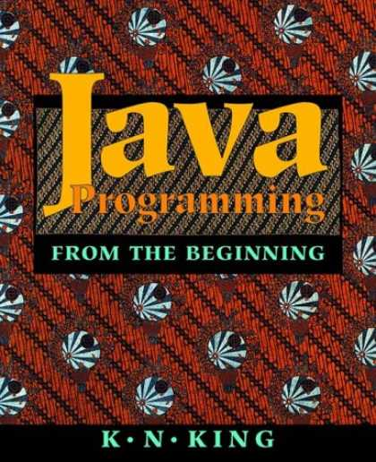 Programming Books - Java Programming: From the Beginning