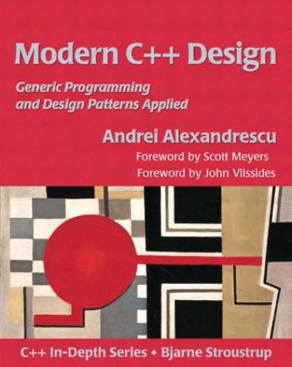 Programming Books - Modern C++ Design: Generic Programming and Design Patterns Applied (C++ In-Depth