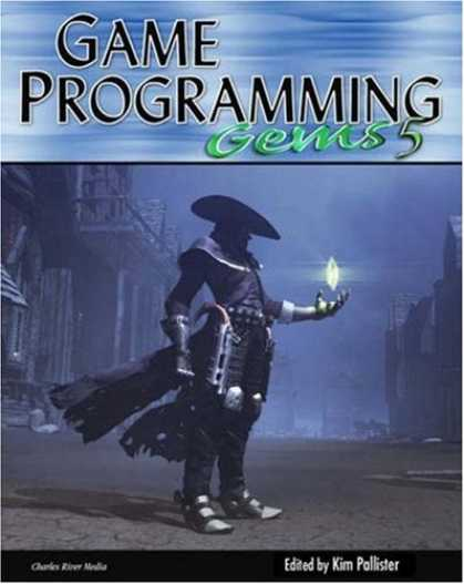 Programming Books - Game Programming Gems 5 (Game Programming Gems Series) (v. 5)