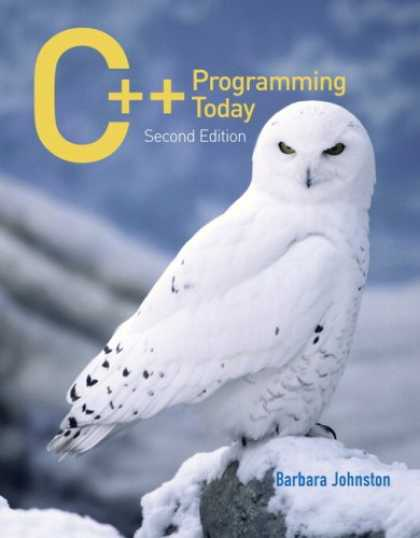 Programming Books - C++ Programming Today (2nd Edition)
