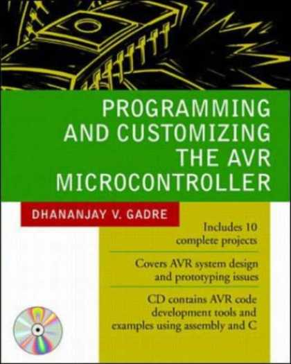 Programming Books - Programming and Customizing the AVR Microcontroller
