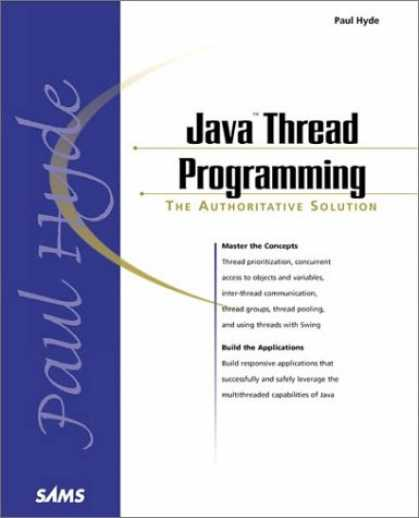 Programming Books - Java Thread Programming (Sams White Book)