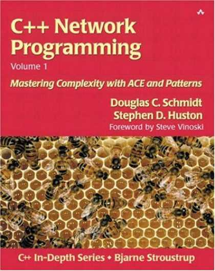 Programming Books - C++ Network Programming, Volume I: Mastering Complexity with ACE and Patterns (C