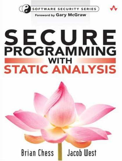Programming Books - Secure Programming with Static Analysis (Addison-Wesley Software Security Series