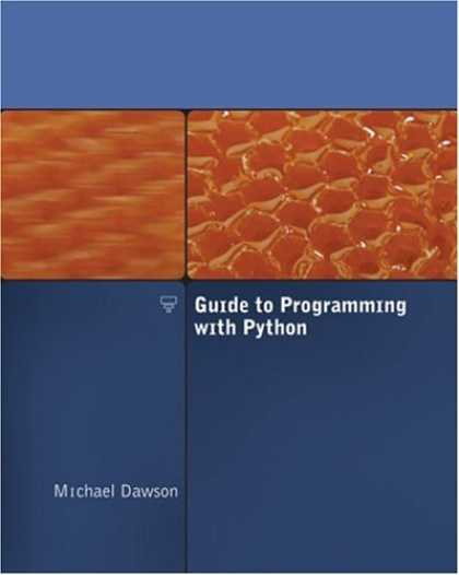 Programming Books - Guide to Programming with Python (Book & CD Rom)