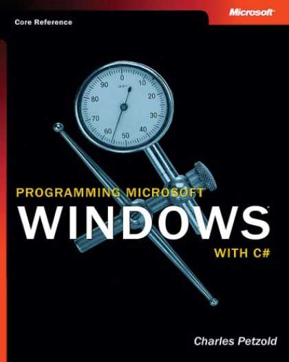 Programming Books - Programming Microsoft  Windows with C#