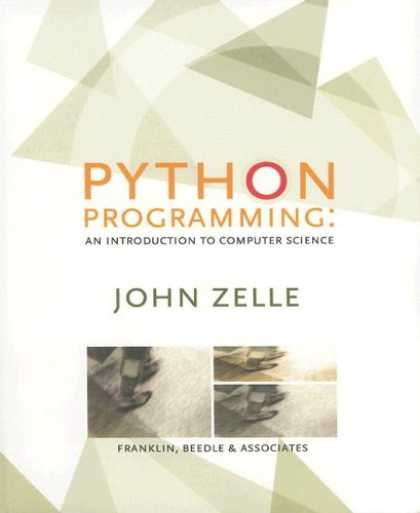Programming Books - Python Programming: An Introduction to Computer Science