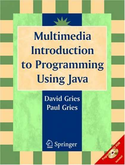 Programming Books - Multimedia Introduction to Programming Using Java