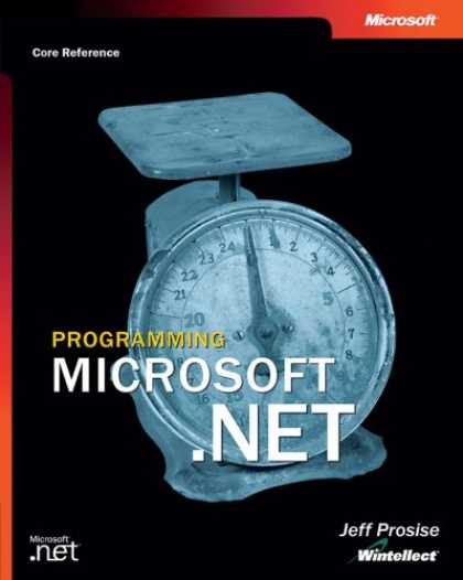 Programming Books - Programming Microsoft® .NET (Core reference)