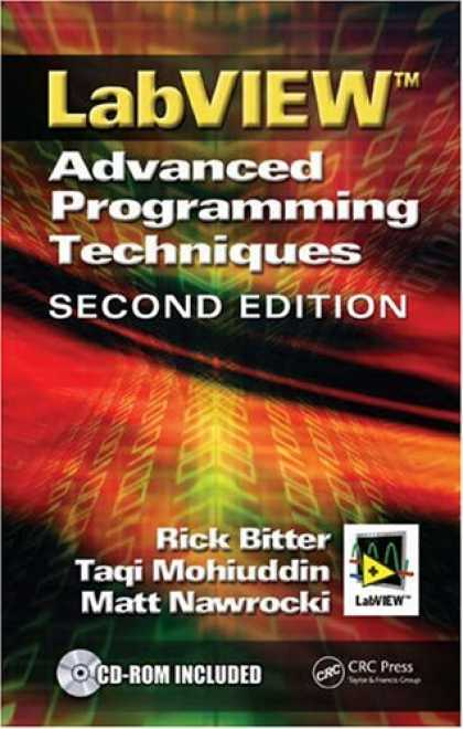 Programming Books - LabView: Advanced Programming Techniques, SECOND EDITION