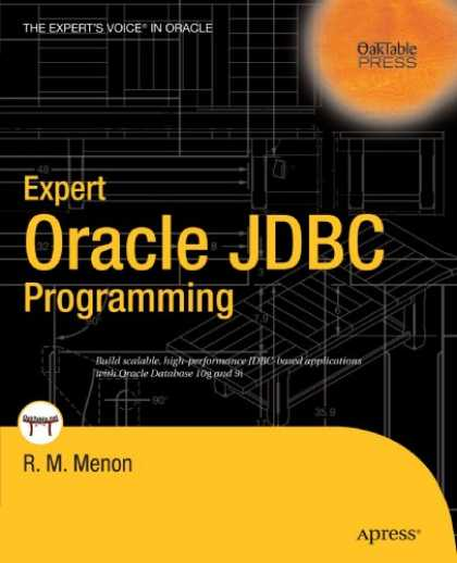 Programming Books - Expert Oracle JDBC Programming