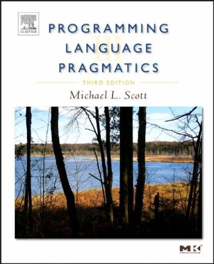 Programming Books - Programming Language Pragmatics, Third Edition