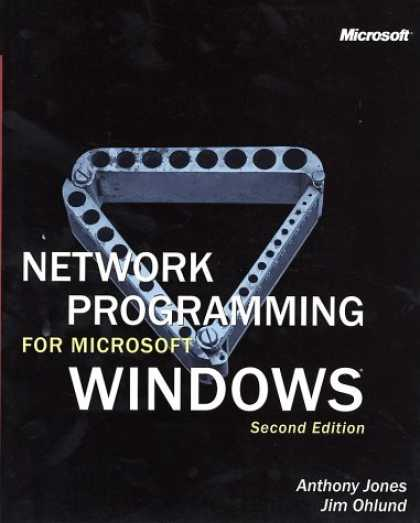 Programming Books - Network Programming for Microsoft Windows , Second Edition (Pro-Developer)