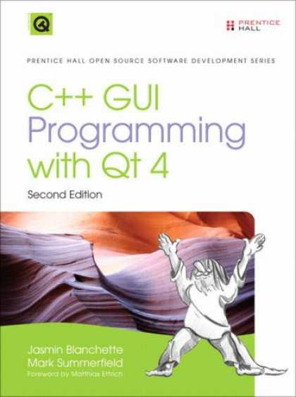 Programming Books - C++ GUI Programming with Qt 4 (2nd Edition) (Prentice Hall Open Source Software