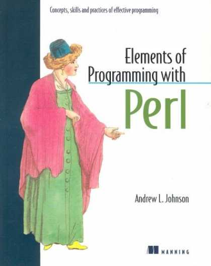 Programming Books - Elements of Programming with Perl
