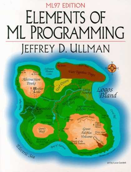 Programming Books - Elements of ML Programming, ML97 Edition (2nd Edition)
