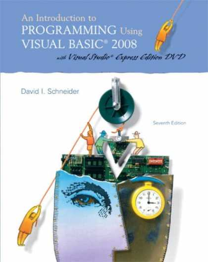 Programming Books - Introduction to Programming Using Visual Basic 2008, An (w/VS2008 DVD) (7th Edit