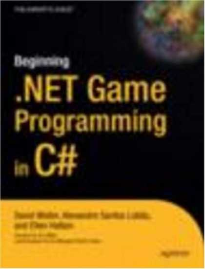 Programming Books - Beginning .NET Game Programming in C#