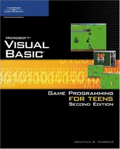 Programming Books - Microsoft Visual Basic: Game Programming for Teens