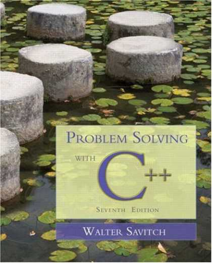 Programming Books - Problem Solving with C++: The Object of Programming (7th Edition)