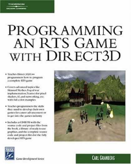 Programming Books - Programming an RTS Game with Direct3D