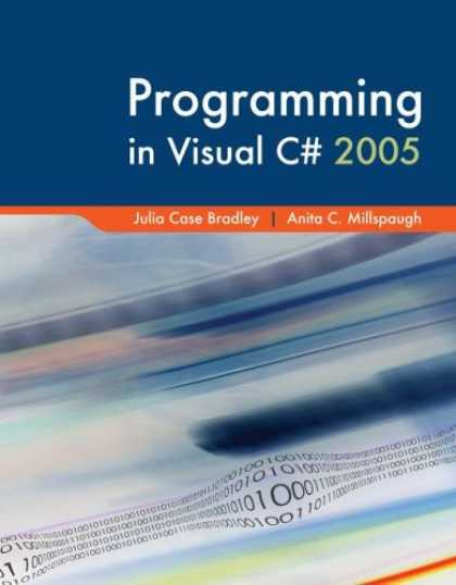 Programming Books - Programming in Visual C# with Visual Studio Professional Edition Software