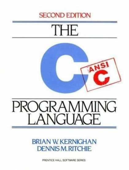 Programming Books - C Programming Language (2nd Edition) (Prentice Hall Software)