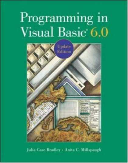 Programming Books - Programming in Visual Basic 6.0 Update Edition with CD