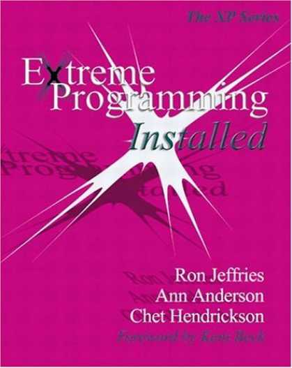 Programming Books - Extreme Programming Installed (XP Series)
