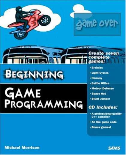 Programming Books - Beginning Game Programming (Sams Teach Yourself)