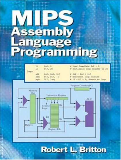 Programming Books - MIPS Assembly Language Programming